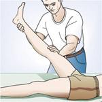 Prueba de elevación de pierna recta