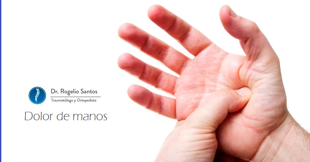 Dolor de manos