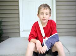 Lesiones en niños