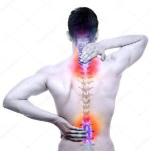 Dolor de columna vertebral